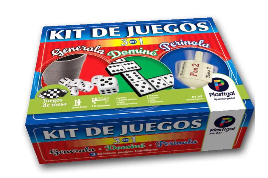 Kit de Juegos