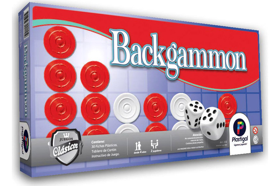 Backgammon - Premium