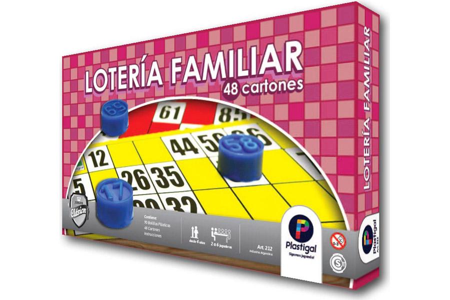 Lotería Familiar