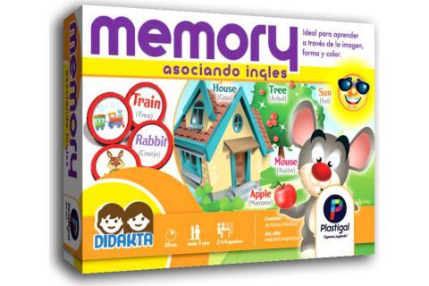 Memory Inglés