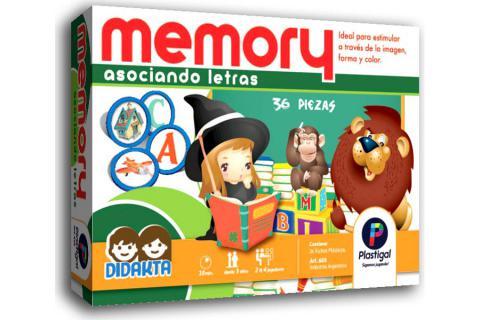 Memory Letras