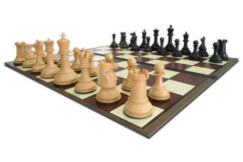 Tablero de ajedrez 40 x 40 cm.